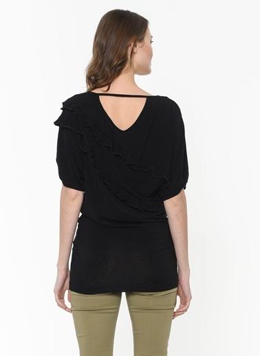 Asymmetry Bluz Siyah
